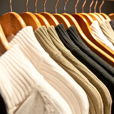 Garments on hangers/GOH